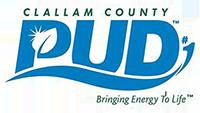 Clallam County PUD logo