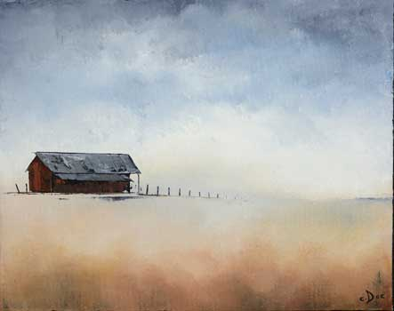 Prairie Dust by Carolyn Doe