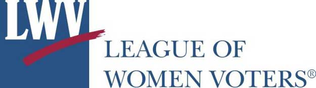 The League of Women Voters logo