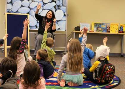 Kindergarten Express Storytime