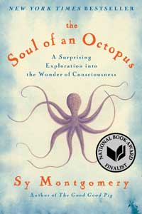 The Soul of an Octopus book jacket