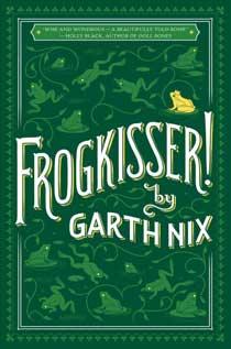 Frogkisser book jacket
