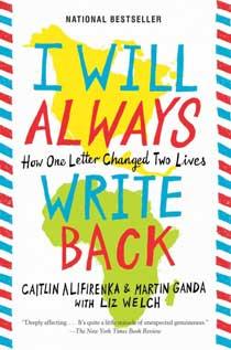 I Will Always Write Back book jacket