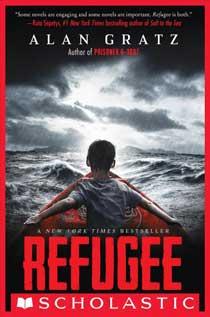 Refugee book jacket