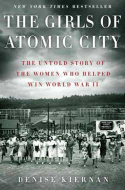 The Girls of Atomic City book jacket