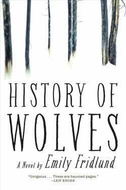 History of Wolves book jacket