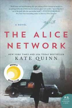 The Alice Network book jacket
