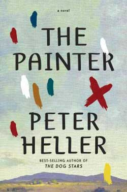 The Painter book jacket
