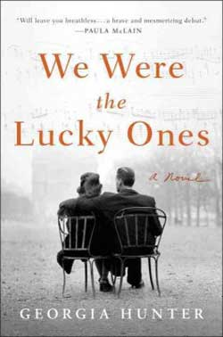 We Were The Lucky Ones book jacket