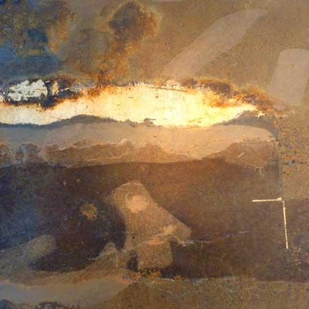 Portland Abstract by Robert Schlechter