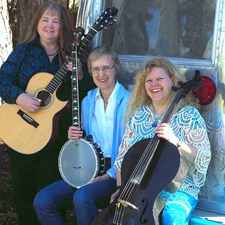 Acoustic trio and Humanities Washington Speakers Bureau members Trillium-239
