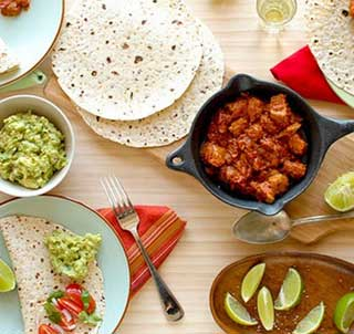 Read & Eat Gathering - Mexican Cuisine