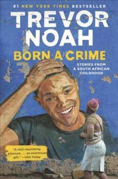 Born a Crime book jacket
