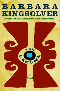 The Lacuna book jacket