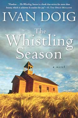 The Whistling Season book jacket