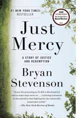 Just Mercy book jacket