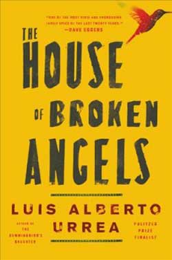 The House of Broken Angels book jacket