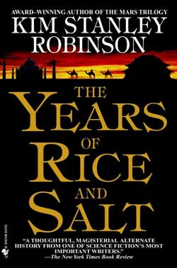The Years of Rice and Salt book jacket