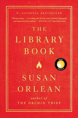 The Library Book book jacket
