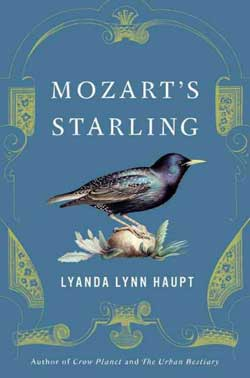 Mozart's Starling book jacket