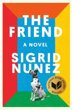 The Friend book jacket