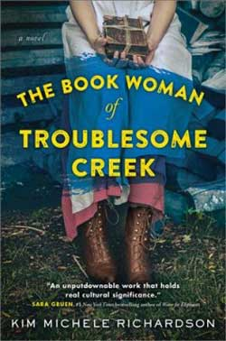 The Book Woman of Troublesome Creek book jacket
