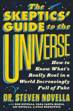 The Skeptics Guide to the Universe book jacket
